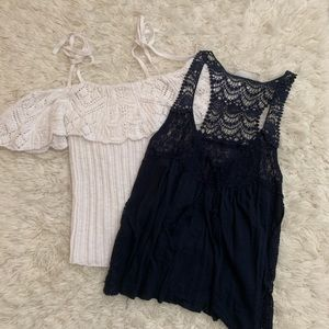 Abercrombie and Hollister Top Bundle